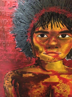 Sisters Inside Inc presents Young Aboriginal and Torres Strait Islander Artist Group SHOWCASE